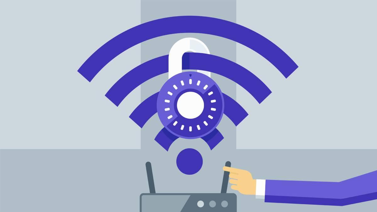 proteger el wifi de casa