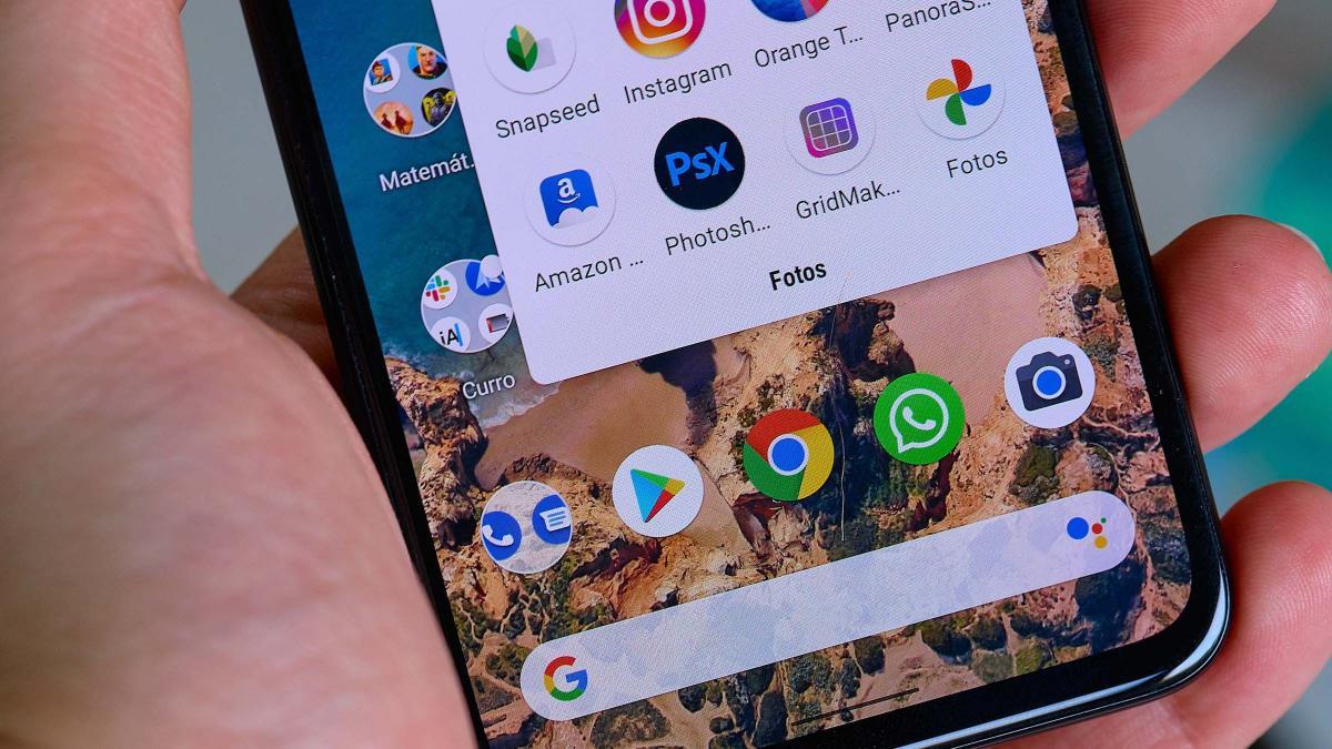 Aplicaciones android se cierran solas